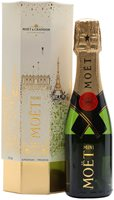 Moet & Chandon Imperial NV 20cl Christmas Cracker