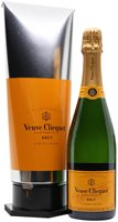 Veuve Clicquot Brut Yellow Label Champagne / Gouache Box