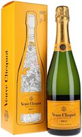 Veuve Clicquot Yellow Label NV / Artist Gift Box