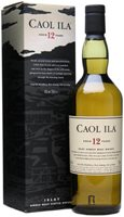 Caol Ila 12 Year Old Islay Single Malt Scotch...