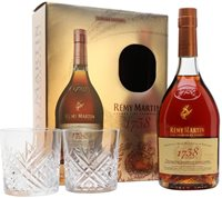 Remy Martin 1738 Glass Pack