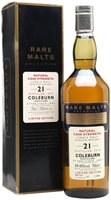 Coleburn 1979 / 21 Year Old Speyside Single M...