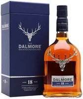 Dalmore 18 Year Old Highland Single Malt Scot...