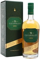 Cotswolds Peated Cask (60.2%) English Single ...