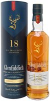 Glenfiddich 18 Year Old Speyside Single Malt ...