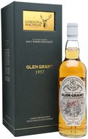 Glen Grant 1957 Speyside Single Malt Scotch W...
