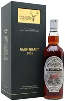 Glen Grant 1958 Speyside Single Malt Scotch W...