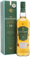 Glen Grant 10YO Single Malt Whisky