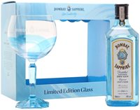Bombay Sapphire Gin Glass Pack / 2019 Edition