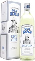 Old Raj Dry Gin Blue Label