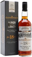 Glendronach 1976 / 18 Year Old / 43% / 70cl / Sherry Cask