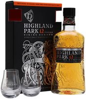 Highland Park 12 Year Old / 2 Glass Pack Isla...
