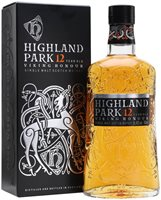 Highland Park 12 Year Old / Viking Honour Island W...