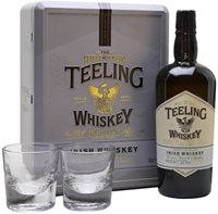 Teeling Small Batch Whiskey / 2 Glasses Gift ...