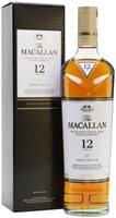 Macallan 12 Year Old / Sherry Oak Speyside Si...