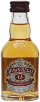 Chivas Regal 12YO Whisky Miniature