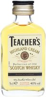 Teacher's Highland Cream / Old Presentation B...