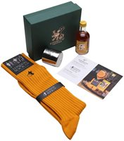 Sipsmith Sock Gift Set with London Cup