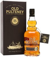 Old Pulteney 25 Year Old / 2019 Release Highland Whisky