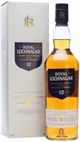 Royal Lochnagar 12 Year Old Highland Single M...