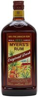 Myers's Rum / Original Dark