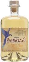 Papagayo Organic Golden Rum Single Traditional Ble...