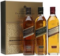 Johnnie Walker Explorers' Club Collection Pac...