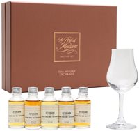 The Flavours of Fettercairn Tasting Set / 5x3cl Highland Whisky