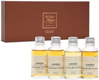 Glenfiddich: Exploration of An Icon Tasting Set / 4x3cl Speyside Whisky