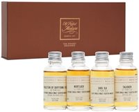 Rare & Exceptional Tasting Set / 4x3cl Single Malt Scotch Whisky