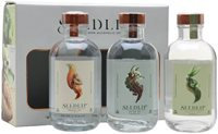 Seedlip Garden, Grove And Spice Gift Set / 3x20cl