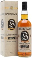 Springbank 21 Year Old / Bot.2005 Campbeltown Whisky