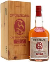 Springbank 25 Year Old / Bot.1990s Campbeltown Whi...
