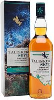 Talisker Skye Island Single Malt Scotch Whisk...