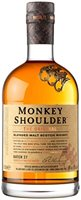 Monkey Shoulder Blended Malt Scotch Blended Malt W...
