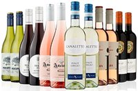 Red & White Favourites Case of 12