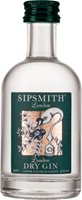 Sipsmith London Dry Gin 50ml