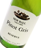 New Hall Vineyards - Pinot Gris 2017