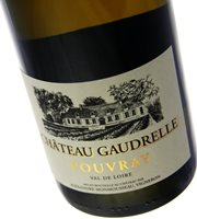 Chateau Gaudrelle - Vouvray Sec-Tendre 2016