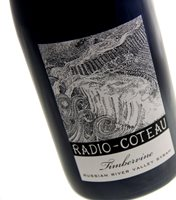 Radio-Coteau - Timbervine Syrah, Russian River Valley 2012