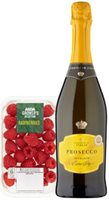 Prosecco & Raspberries Bundle