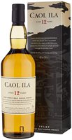 Caol Ila whisky 12 YO Islay malt