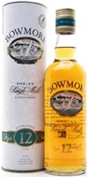 Bowmore 12 Year Old 35cl Rare Printed Label
