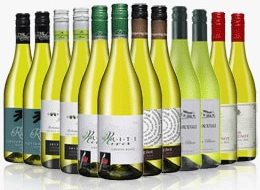 South African Whites Mixed Case
