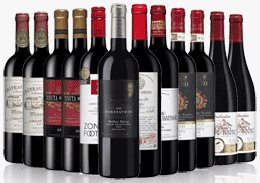 Discover Better Reds Mixed Case
