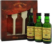 Redbreast Family Collection 3x5cl